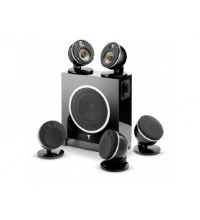 Focal DOME PACK 5.1 BLACK