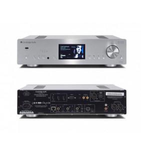 Сетевой проигрыватель Cambridge Audio 851N Silver