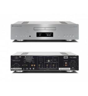 CD проигрыватель Cambridge Audio 851C Silver