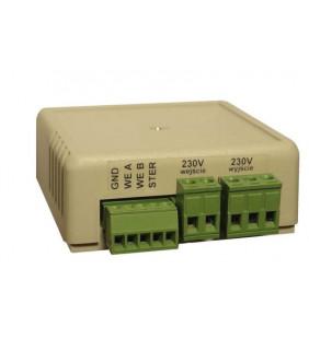 Контроллер Kauber RS232  для одномоторных экранов