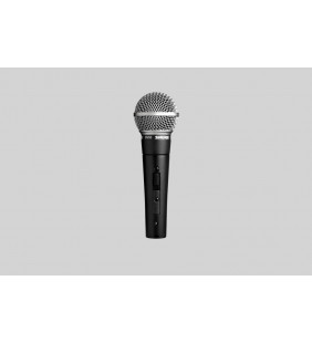 SM58SE. Динамический кардиоидный вокальный микрофон Shure