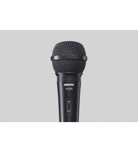 Вокальный электродинамический микрофон Shure SV200-A