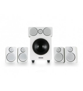 Wharfedale DX-2 5.0 HCP System. Цвет: Белый  (White Leather)