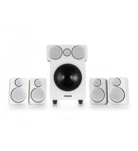 Wharfedale DX-2 5.1 HCP System. Цвет: Белый  (White Leather)