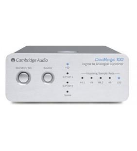 ЦАП Cambridge Audio DacMagic 100 Silver Цвет [Серебристый]