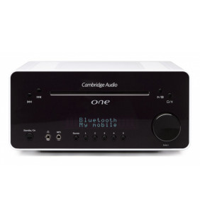 Стереоресивер с CD Cambridge Audio One White