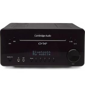 Стереоресивер с CD Cambridge Audio One Black
