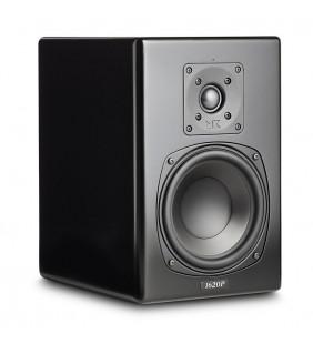 Активные полочные мониторные акустические системы M&K Sound MPS1620P. Мощность 150 Вт . Цвет: Черный матовый.