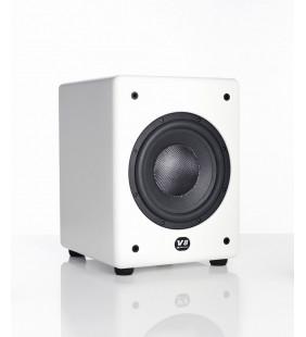 M&K Sound V8.  Цвет:  Матовый белый  [ Satin/White  Cloth]
