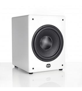 M&K Sound V12.  Цвет:  Матовый белый  [ Satin/White Cloth]