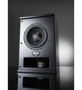 Активный сабвуфер M&K Sound Push-Pull X10, Мощность 350 ватт.  Цвет: Матовый черный
