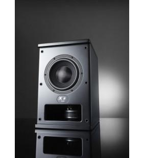 Активный сабвуфер M&K Sound Push-Pull X8, Мощность 300 Вт.  Цвет: Матовый черный.